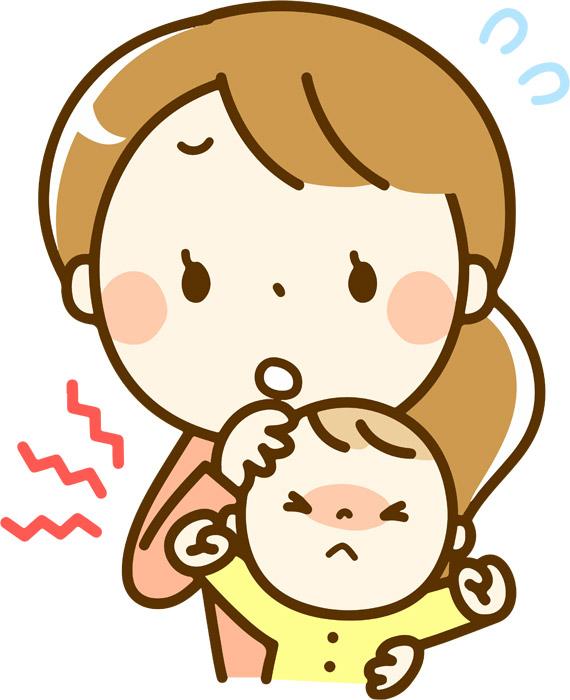 1歳の子のママ