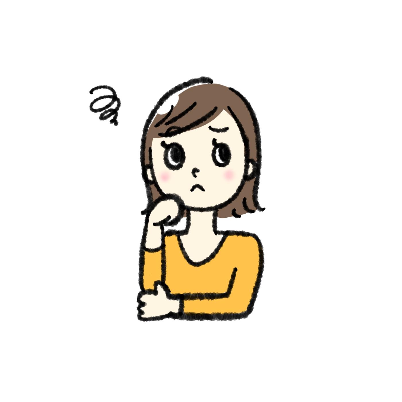 悩めるママ②