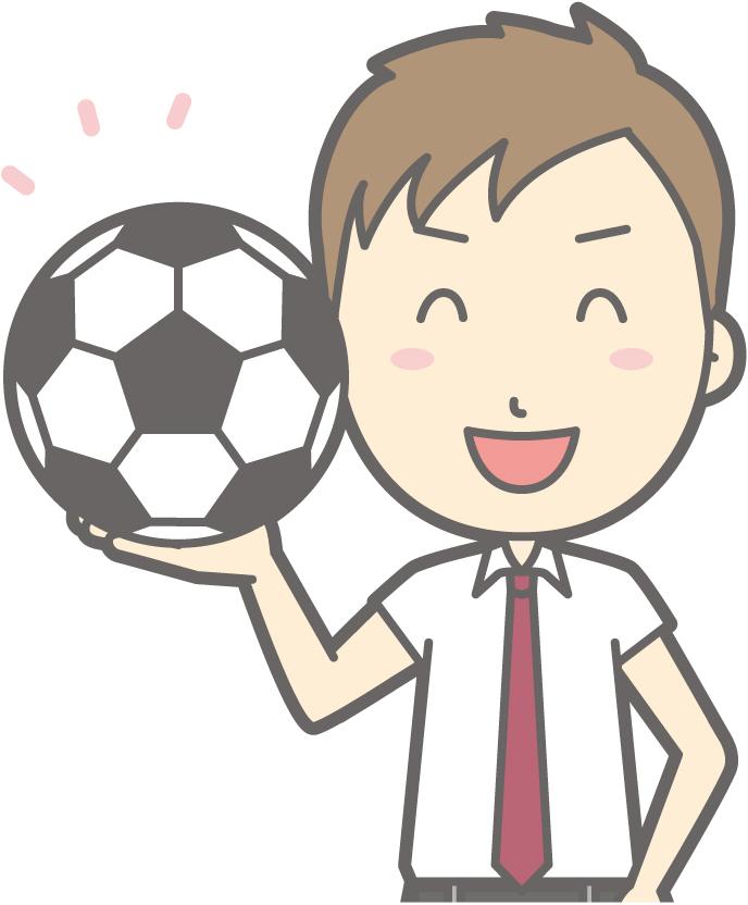 スポーツ推薦の生徒